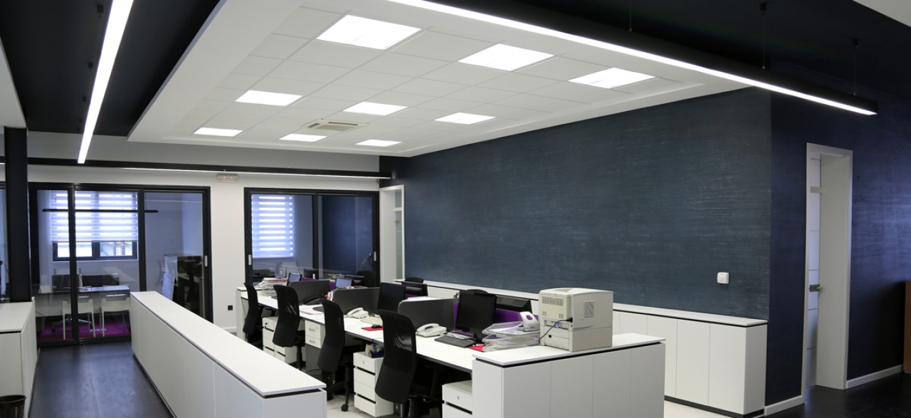 LED Panel Light - Square